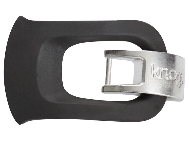 Knog Blinder Outdoor/Beam 220 Strap, 22-28 mm, kurz schwarz